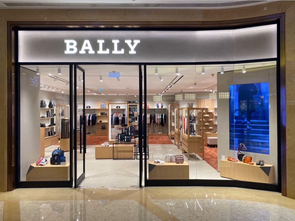 BALLY-The Shoppes at Four Seasons