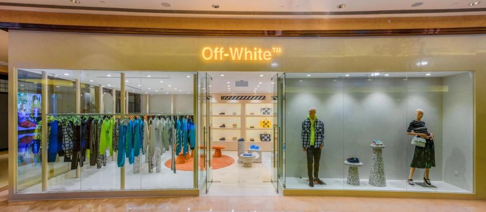Off-White™-Shoppes at Four Seasons