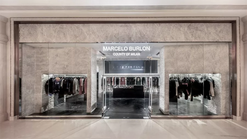 First Marcelo Burlon County of Milan store in Macao holds grand opening in Galaxy Macau